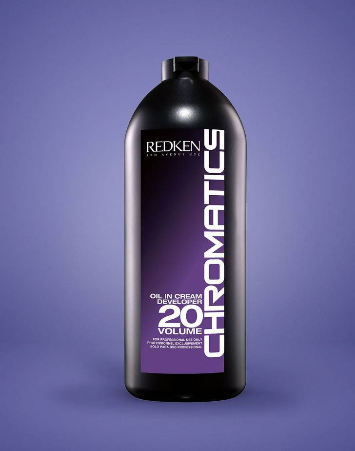 Chromatics™ Oil In Cream Developer 20 Volume Av Redken